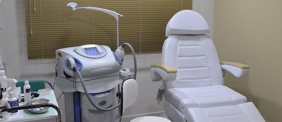 Equipo láser dermatológico único en Murcia